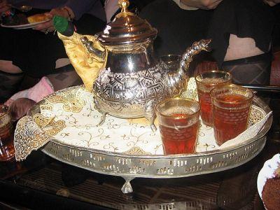 Baghrir ou Beghrir ou B'ghrir marocain/Pancakes marocains/Crêpes marocaines aux mille trous Normal10