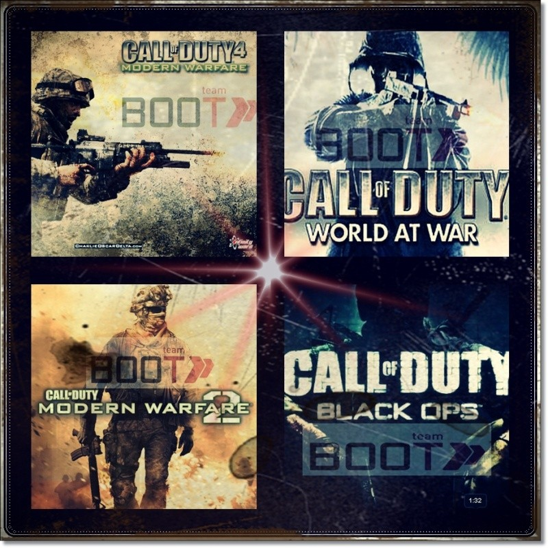 TEAM BOOT CLAN XBOX 360