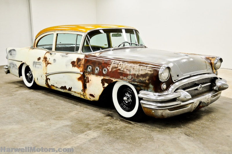 Kustom Buick 1950's 112