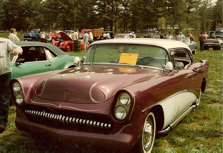 Kustom Buick 1950's 22939110