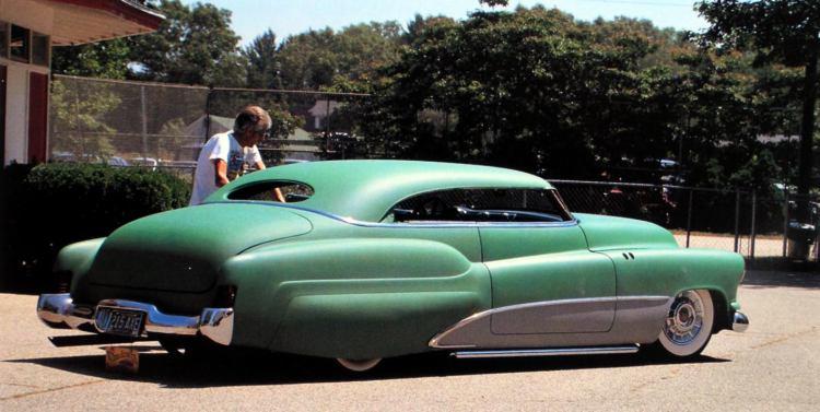 Kustom Buick 1950's 52buic10