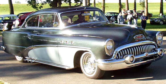 Kustom Buick 1950's Olm04310
