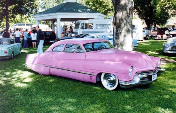 Kustom Buick 1950's Paso0810