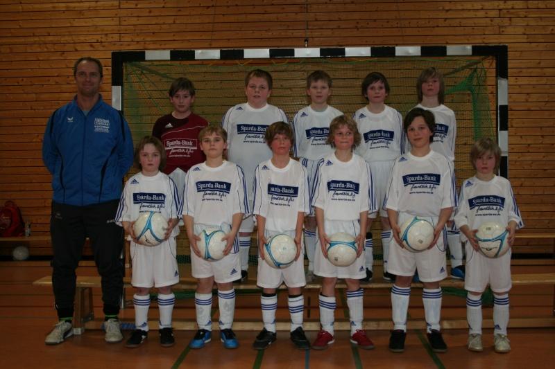 1.Spiel 2010: SG Kempenich/Spessart - BaWa 1:6 (0:4) E1spar10