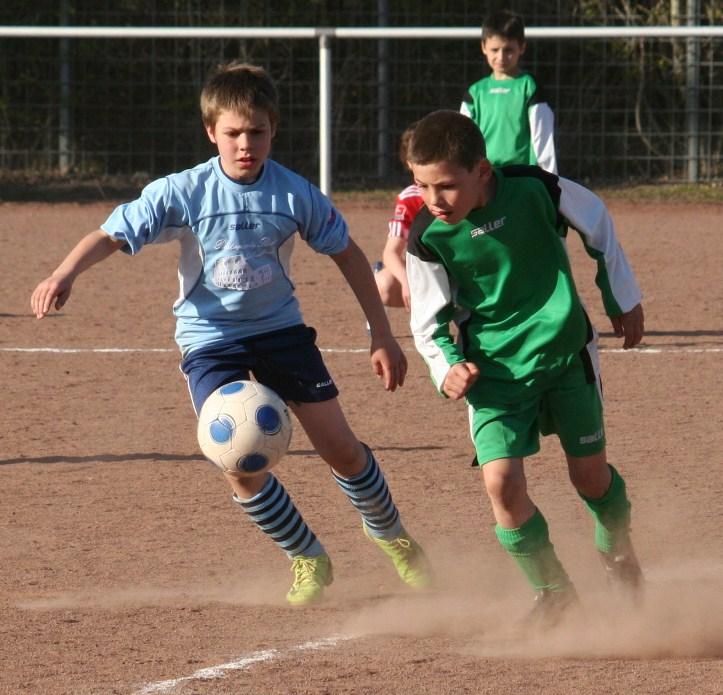 4.Spiel 2010: JSG Königsfeld - BaWa II 3:5 (1:2) E2kani13
