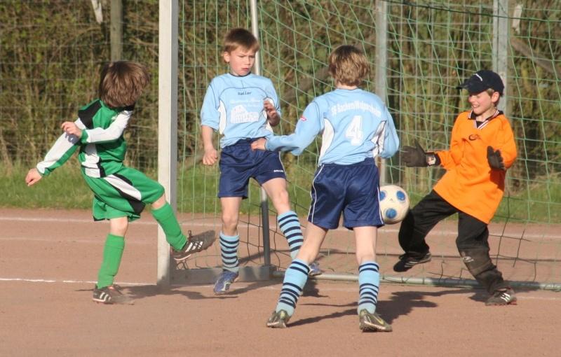4.Spiel 2010: JSG Königsfeld - BaWa II 3:5 (1:2) E2kani15