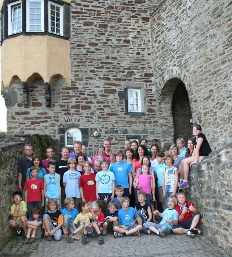 Mannschaftstour 2010: Auf zur Burg Img_8512