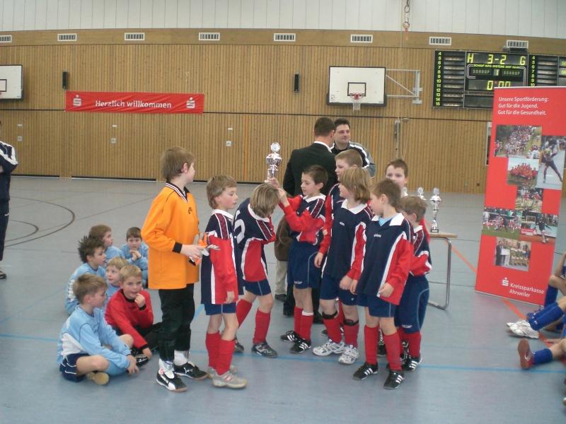 Wintercup-Hallenturniere am 17. u. 18.Januar 2009 in Bachem Kskcup14