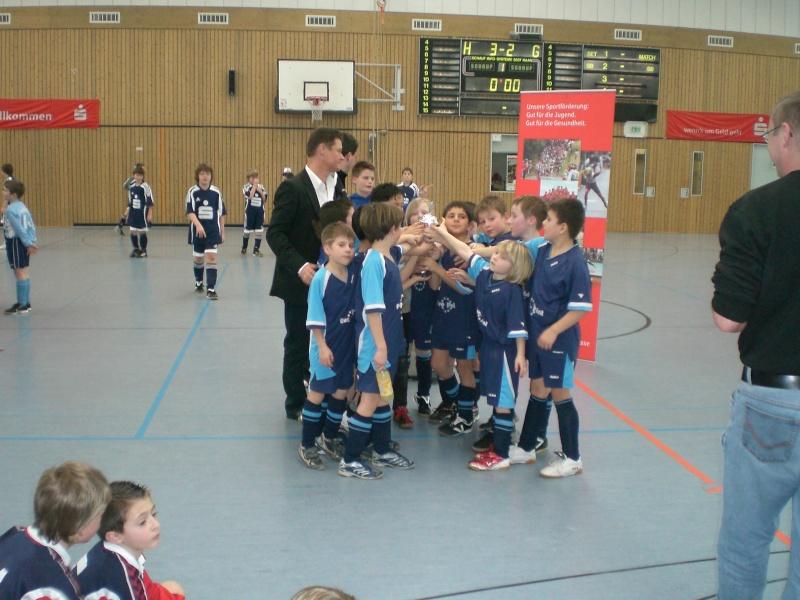 Wintercup-Hallenturniere am 17. u. 18.Januar 2009 in Bachem Kskcup25