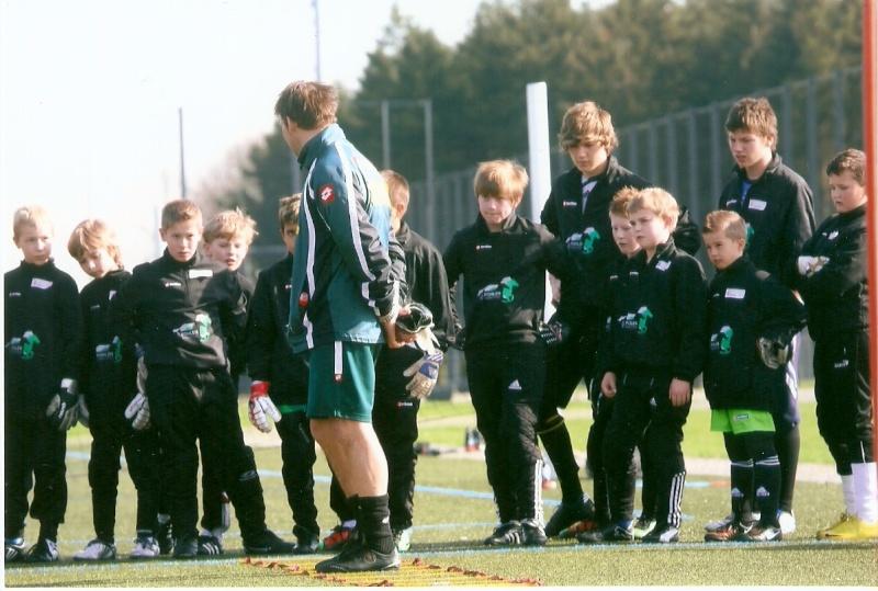Ostercamp in der Fohlen-Fußballschule Scanne10