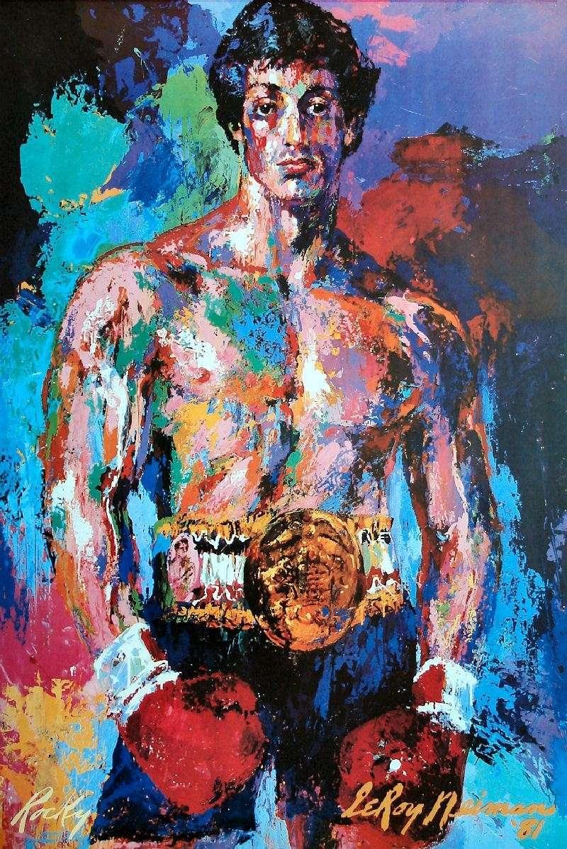 Rocky III : L'oeil du Tigre (The eye of the tiger) Rocky212