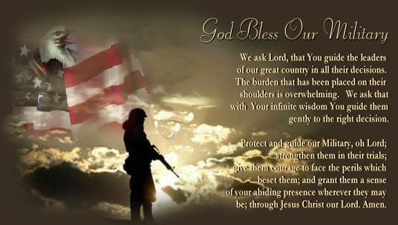 For Dan, And All our Troops Milita10