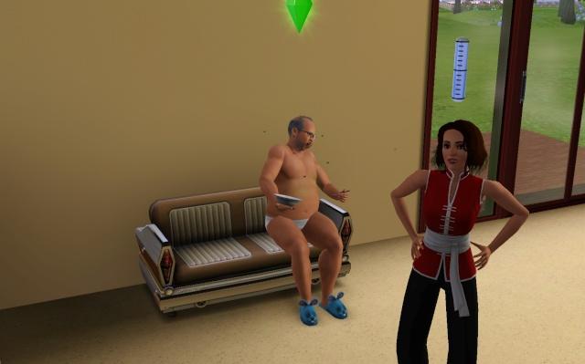 Le Press-Book de vos Sims 3 Screen39