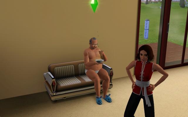 Le Press-Book de vos Sims 3 Screen40