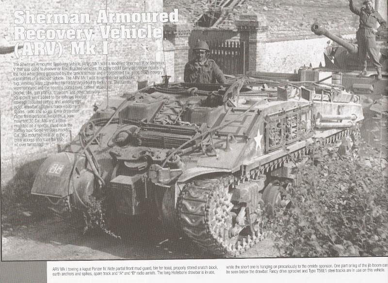 sherman - sherman arv mk1 (resicast) Numari10