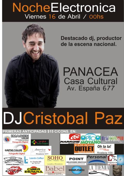 CRISTOBAL PAZ - PANACEA, san luis (16.04.2010) Cristo12