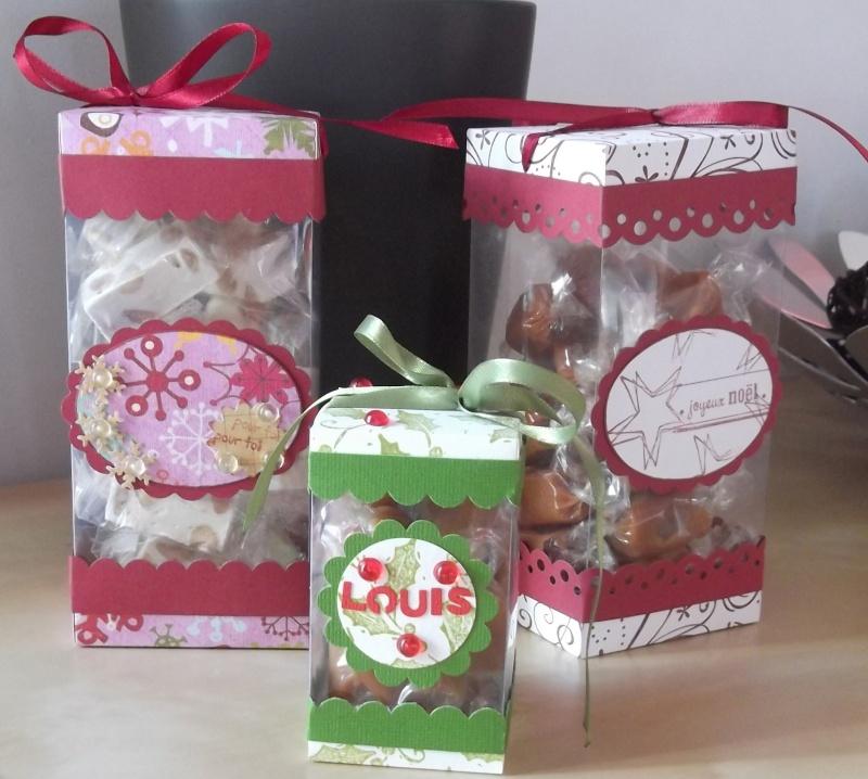 récap cadeaux 2010 Boites10