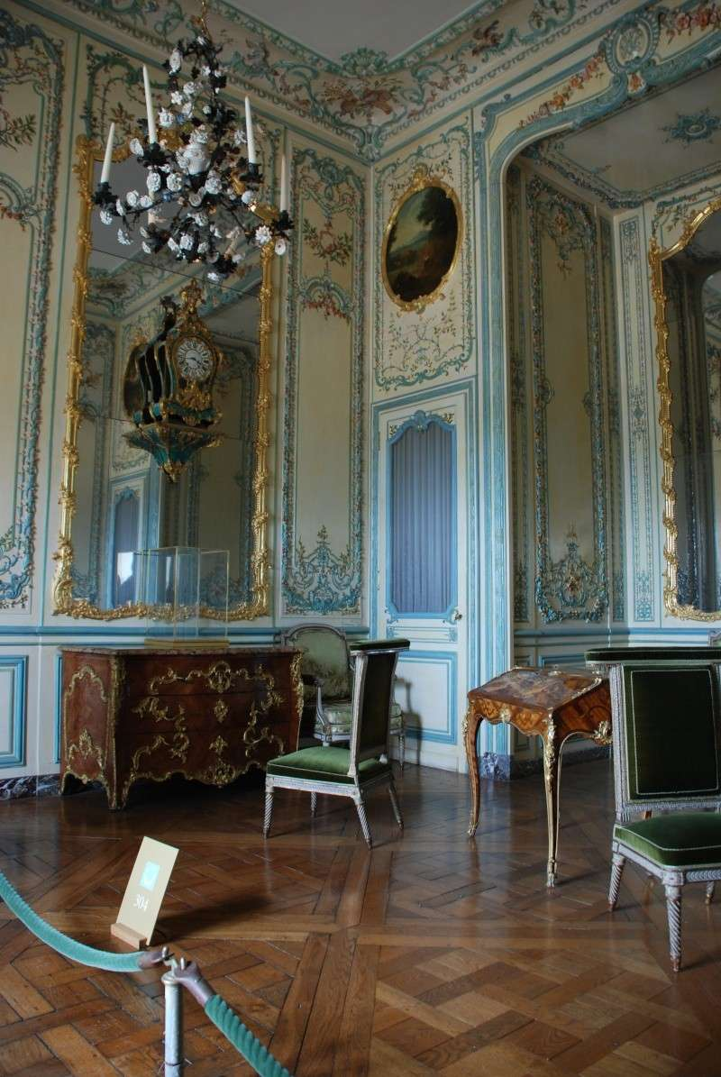 Josèphe - Le cabinet intérieur de la dauphine Marie-Josèphe de Saxe Dsc_1810