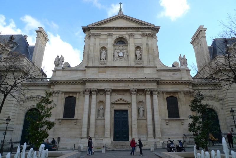 Visite de la Sorbonne - Page 2 P1060522