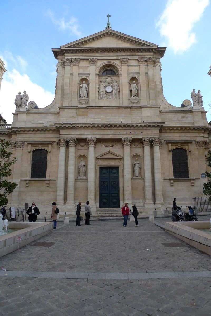 Visite de la Sorbonne - Page 2 P1060523