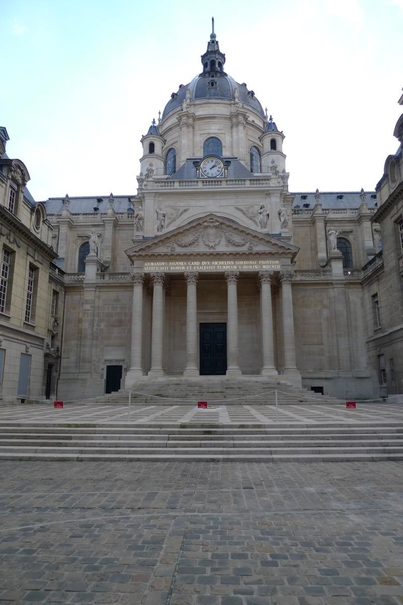 Visite de la Sorbonne - Page 2 P1060525