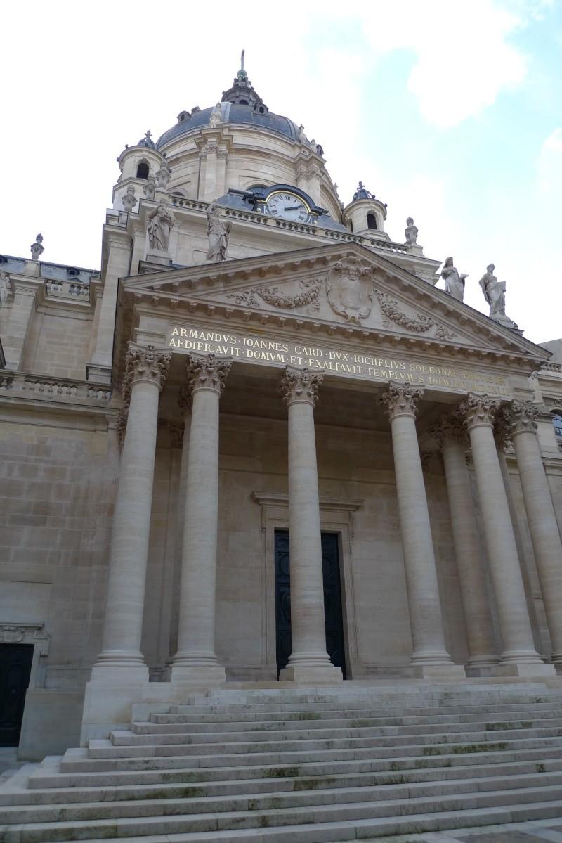 Visite de la Sorbonne - Page 2 P1060526