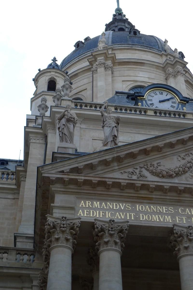 Visite de la Sorbonne - Page 2 P1060527
