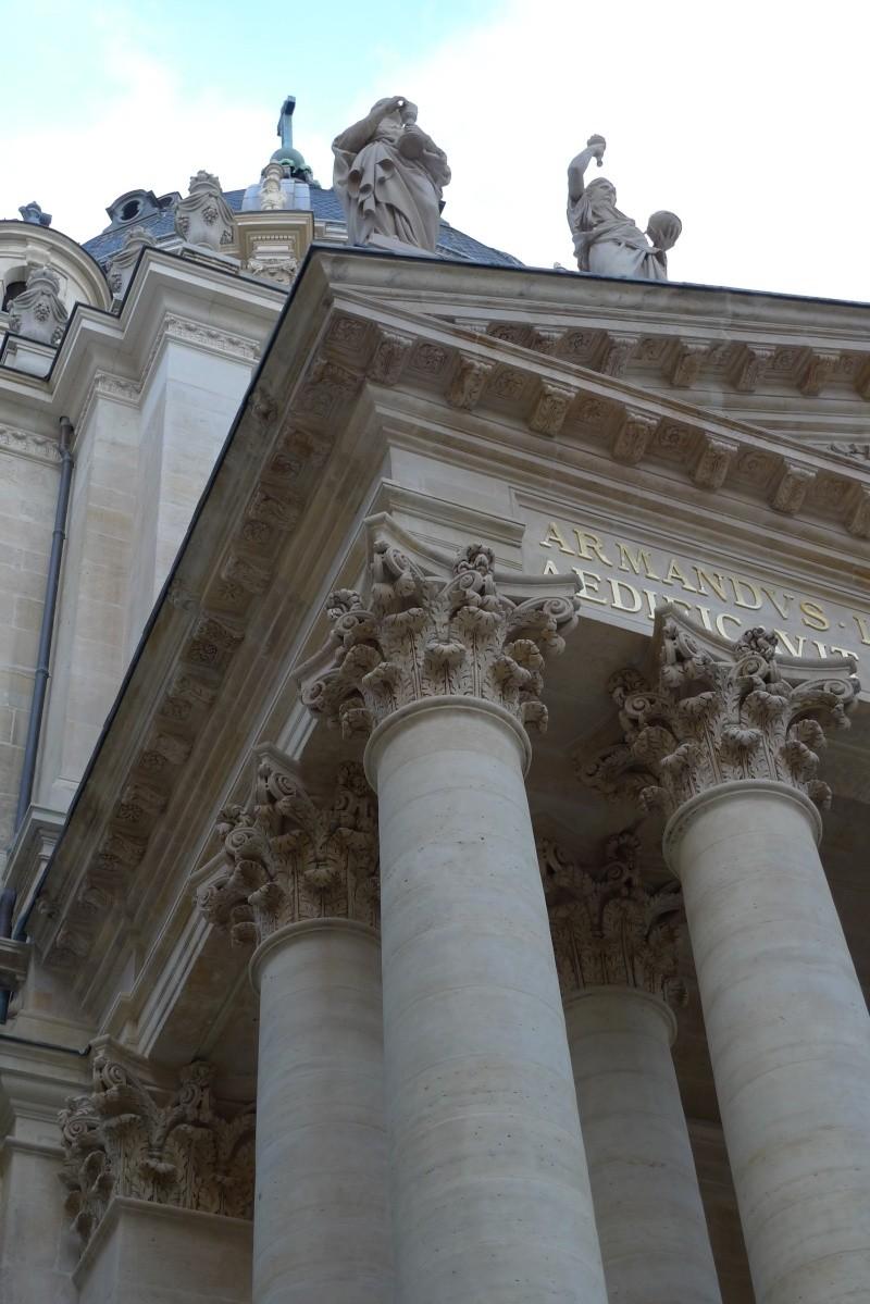 Visite de la Sorbonne - Page 2 P1060528