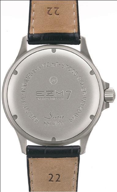 Nouveau Modèle Sinn : EZM7 Image610