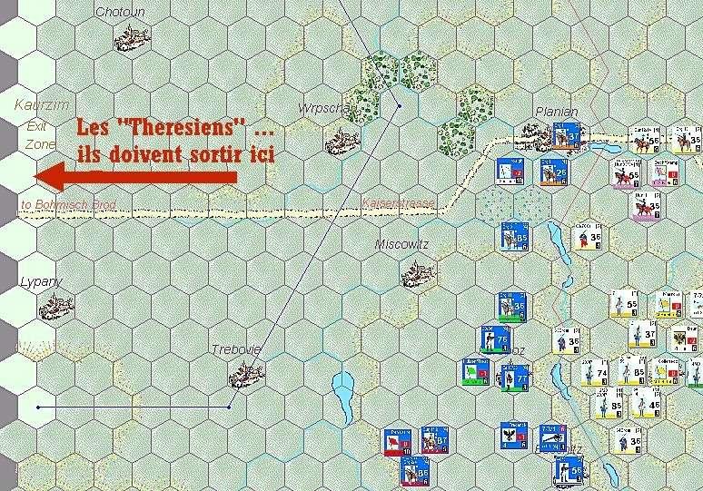Prussia Glory et l'ordre oblique Kaurzi10