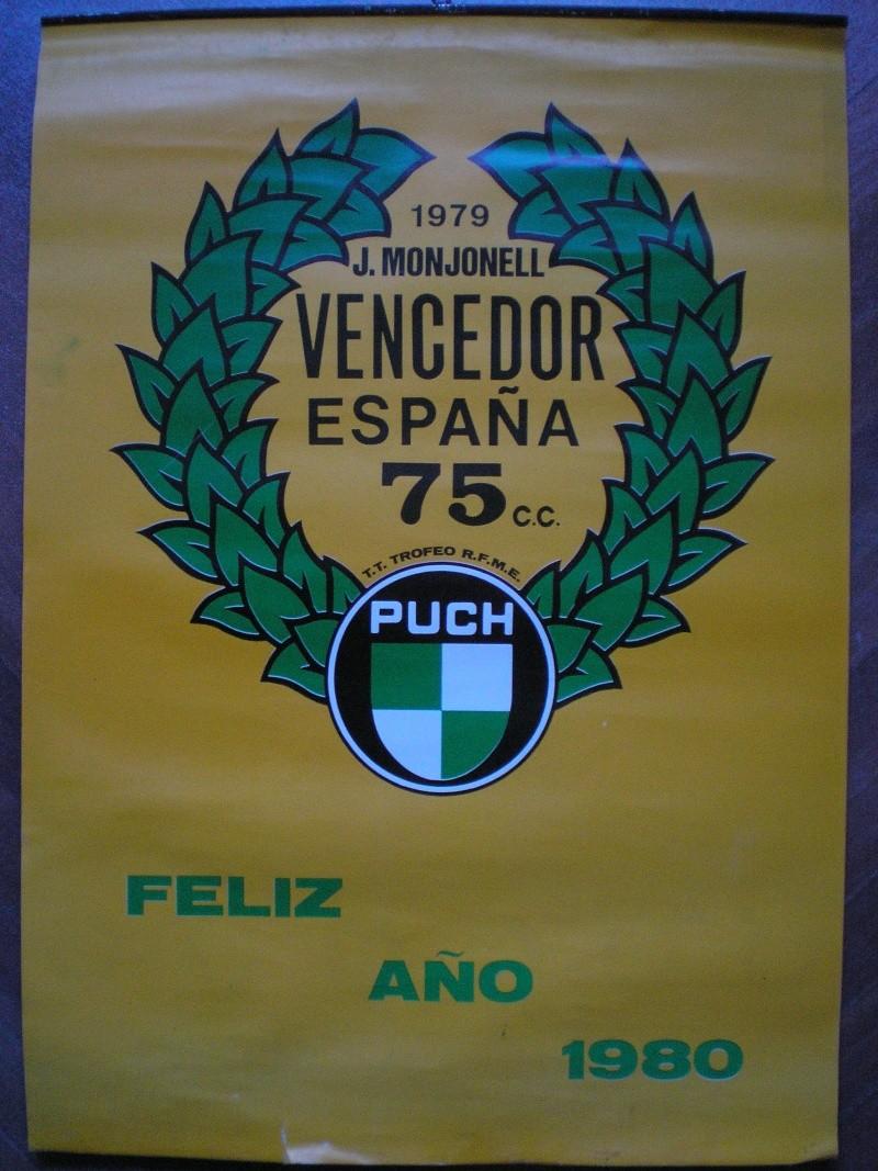 Calendario Puch 1980 0120