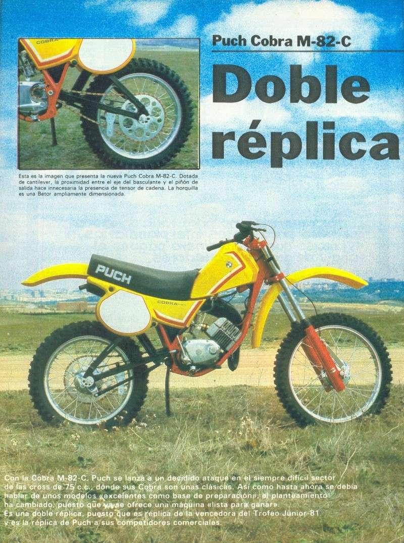 Motociclismo 748 - Abril 1982 - Puch Cobra M-82 C 0124