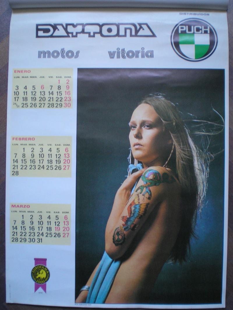 Calendario Puch 1977 0213