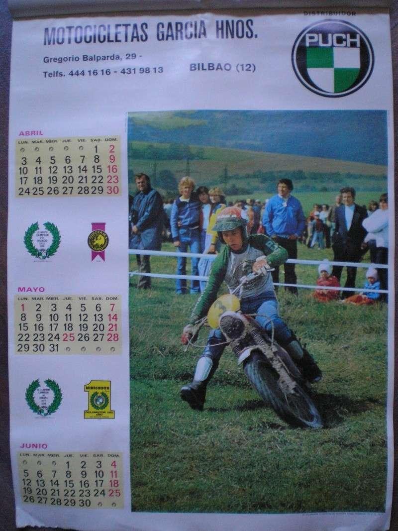 Calendario Puch 1978 0312