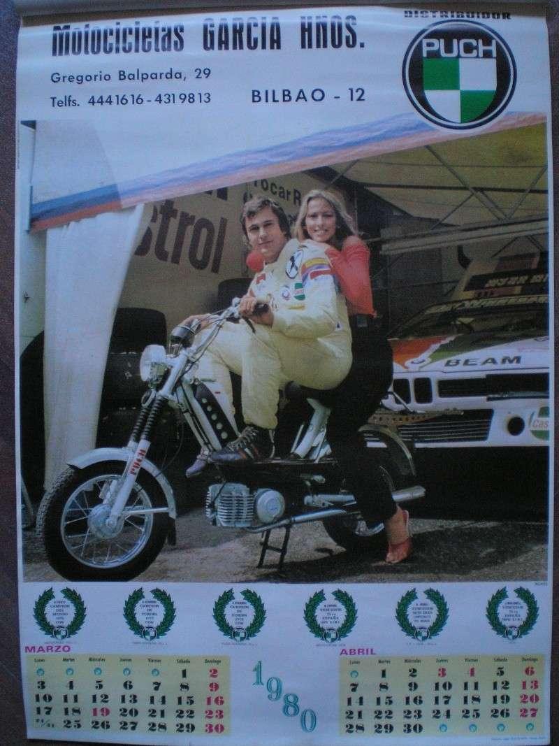 Calendario Puch 1980 0313