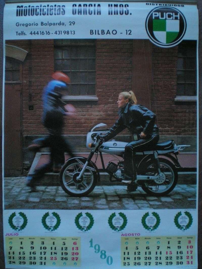 Calendario Puch 1980 0512