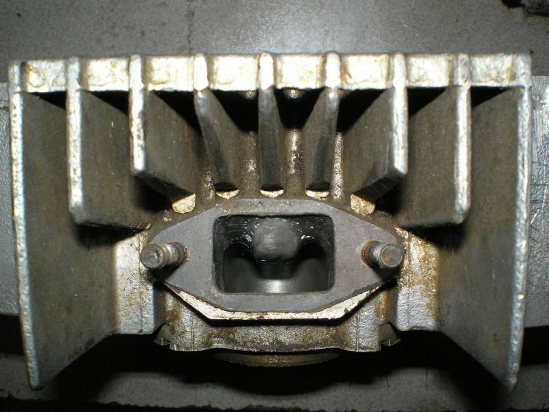 Puch Cobra - Cilindro De 5 Transfers Pc080014