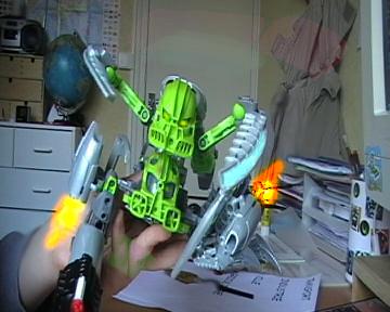 [Fan-Art] Mon projet de BD bionicle (onua power) Bio610