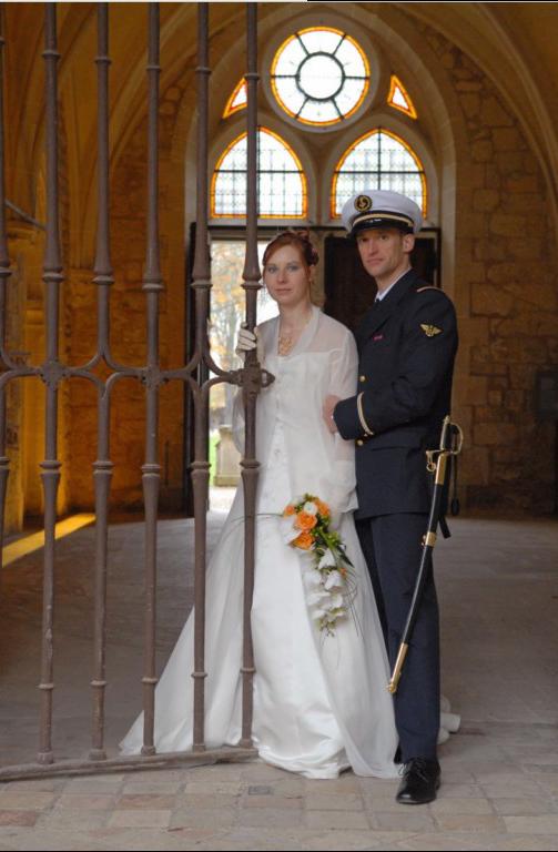 [Les traditions dans la Marine] Mariage en tenue - Page 6 2007_110