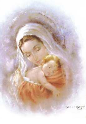 Nous avons priè avec les saints Jasusm12