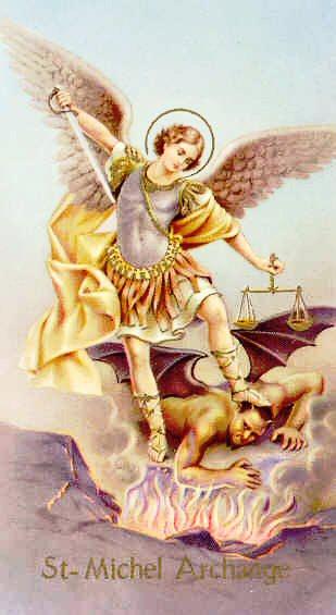 SAINT-MICHEL-  et les neuf Chœurs des Anges Saint118