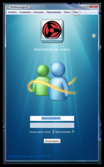 BioMessenger® 9 Ultima Version 1zlzqt10