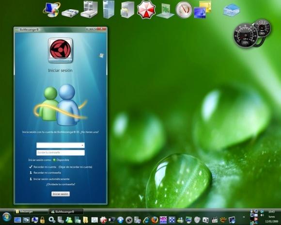 BioMessenger® 9 Ultima Version 2qleid10