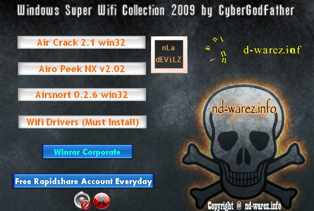 Windows Super Wifi Collection 2009 2vb4vo10