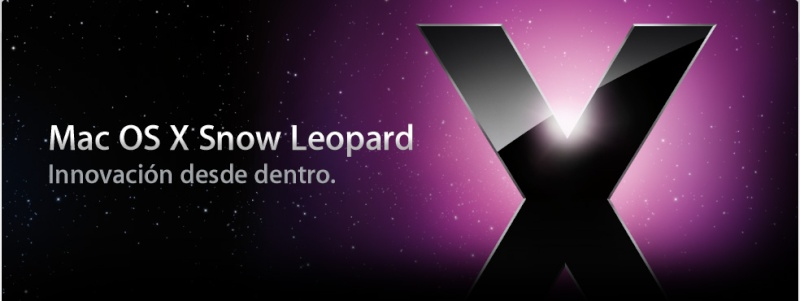Apple - Mac OS X Snow Leopard 10.6 Hero2010