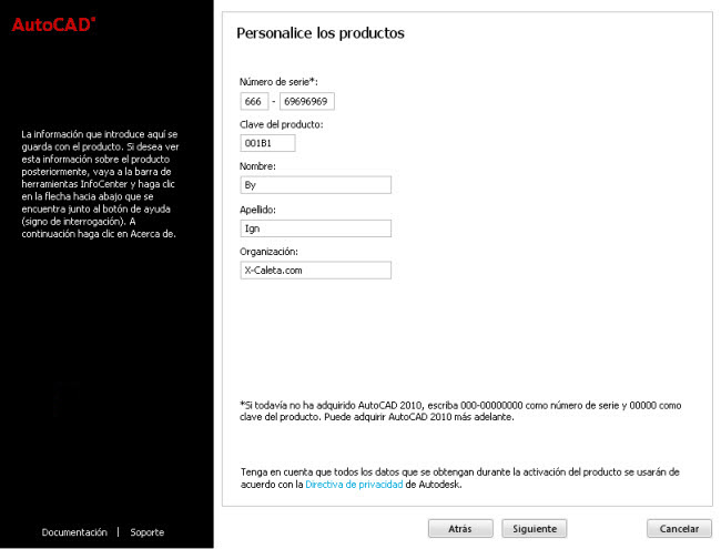 AutoCAD 2010 32 y 64 Bits [Español][RS] Img5_111