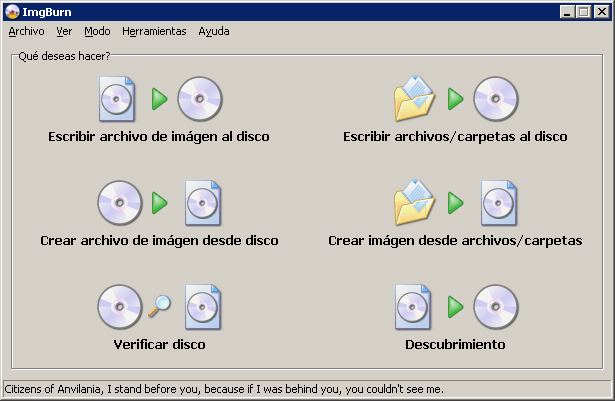 Portable ImgBurn 2.4.1.0 en español Imgbur10