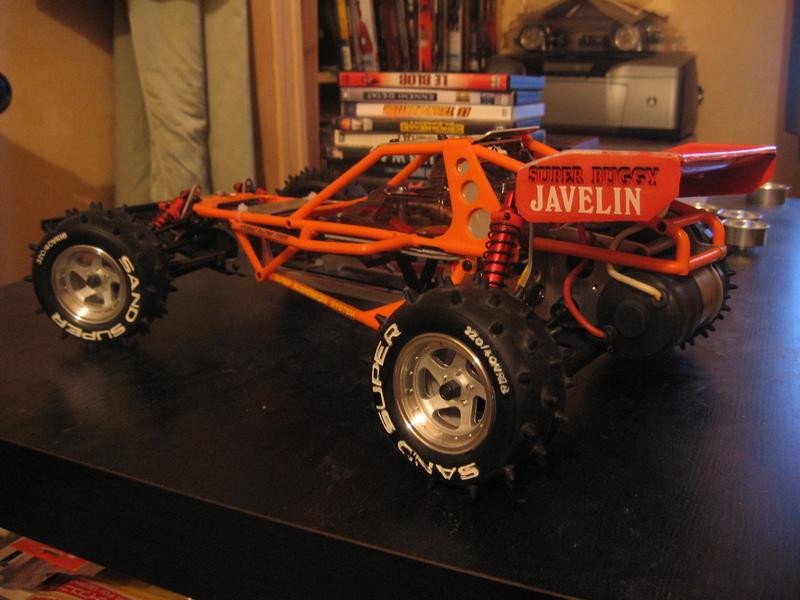 vous cherchez une carro originale ? Javeli11