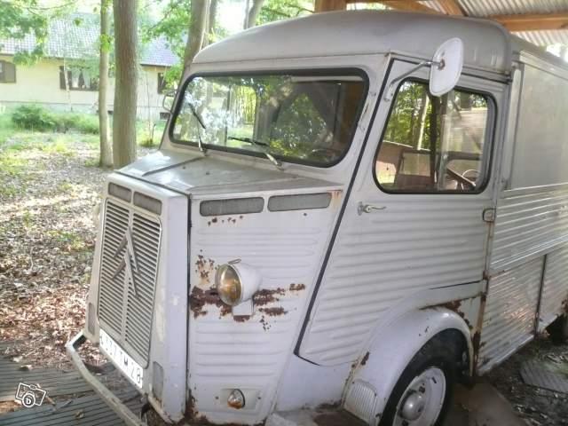 Présentation & Restauration : Transformation d'un type H en camping car moderne ! 54208311
