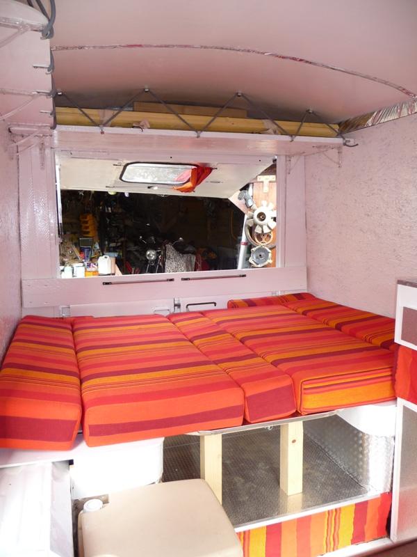 Présentation & Restauration : Transformation d'un type H en camping car moderne ! P1080313